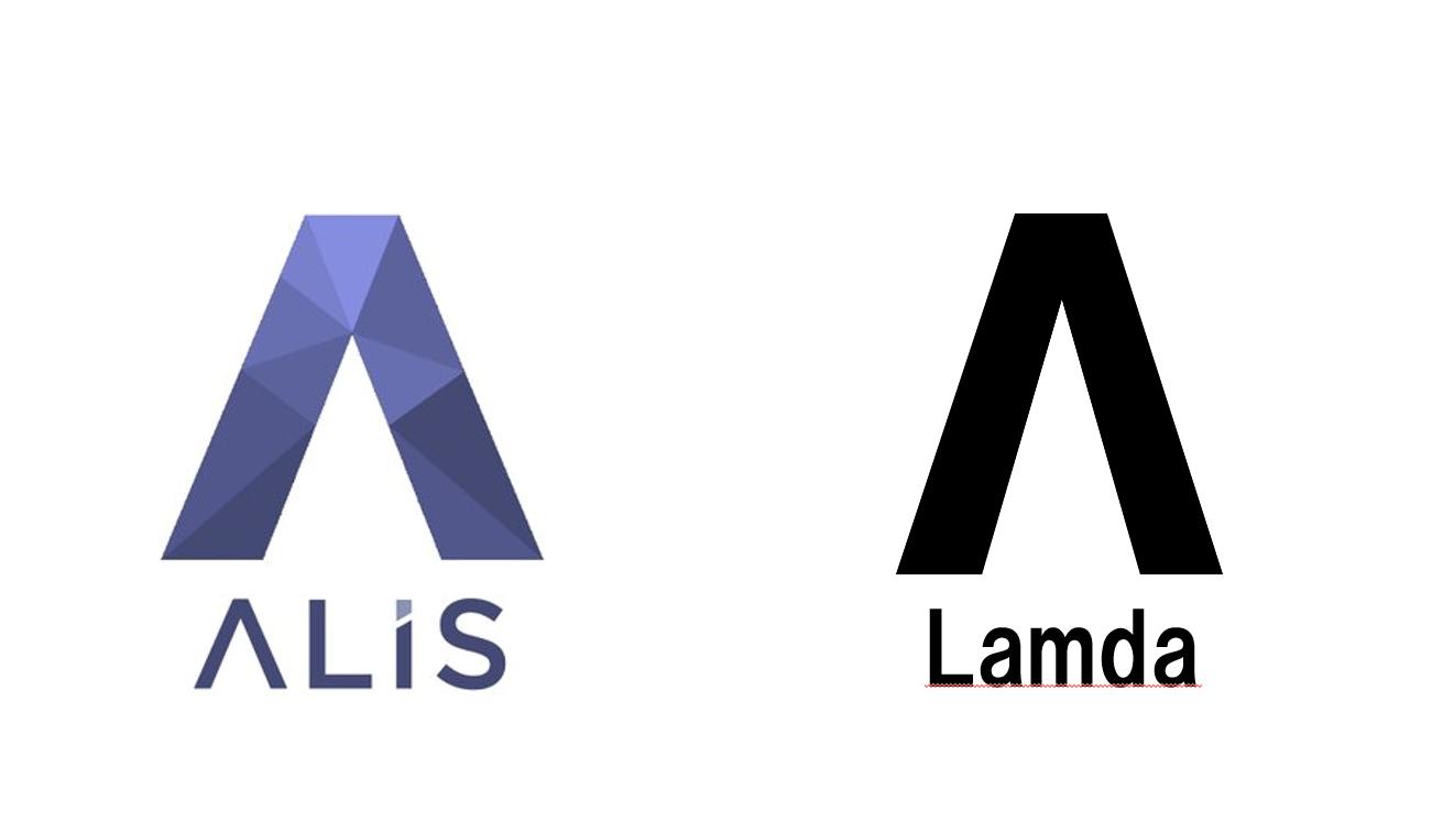ALISのロゴをフォントで表現!!「...